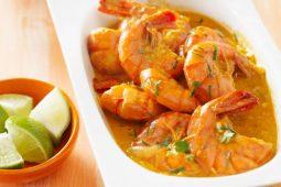 Crevettes-Tandoori